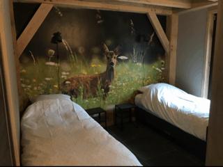 slaapkamer ree benenden