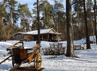 Unieke plek in het lutterzand ook in de winter